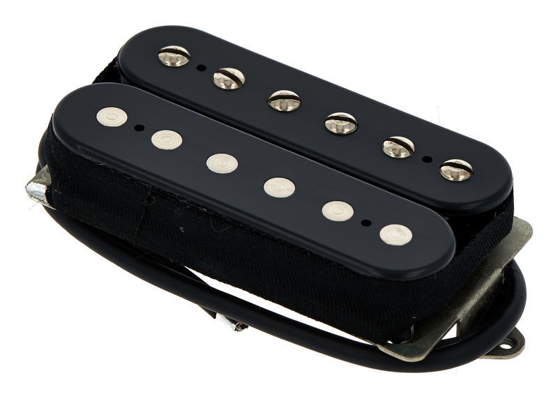 DiMarzio Illuminator Neck DP256 BK