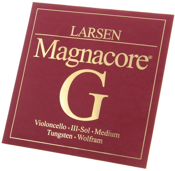 Larsen Magnacore Cello G Medium 4/4