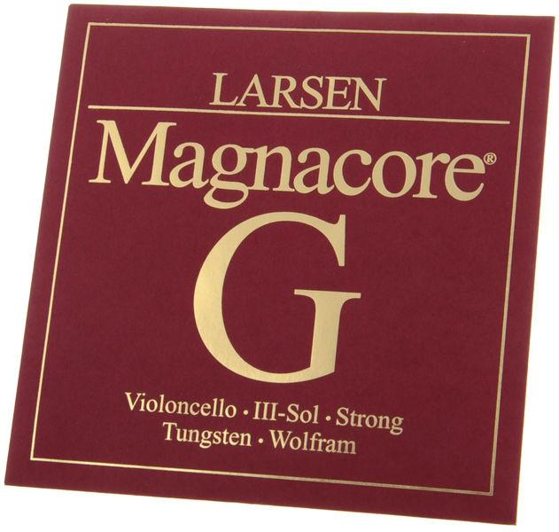 Larsen Magnacore Cello G Strong 4/4