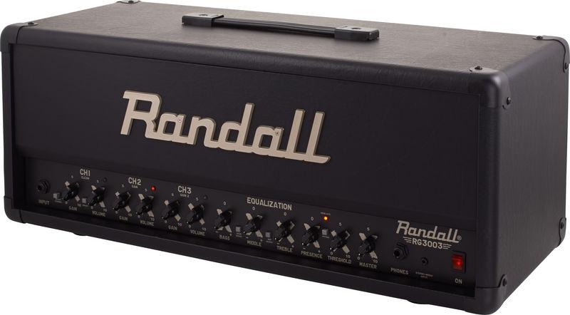 Randall RG 3003 Head