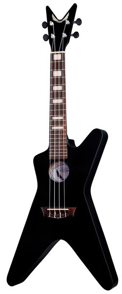 Dean Guitars Ukulele ML Black Satin