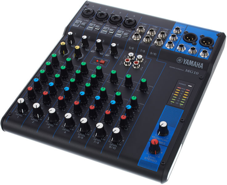 Yamaha Mixer Mg