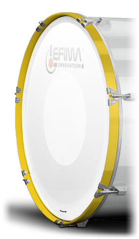 Lefima Rim Decor Color Yellow