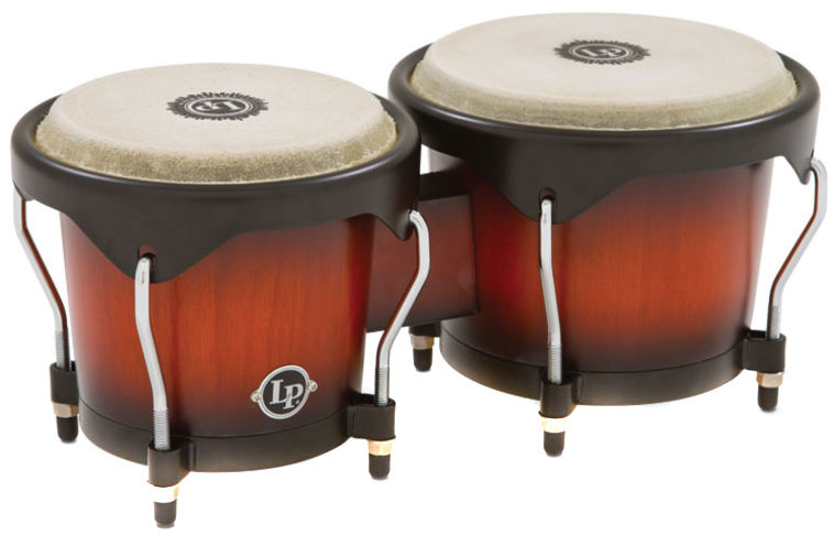 LP 601NY-VSB City Serie Bongo Set