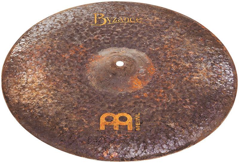"Meinl 17"" Byzance Extra Dry T. Crash"
