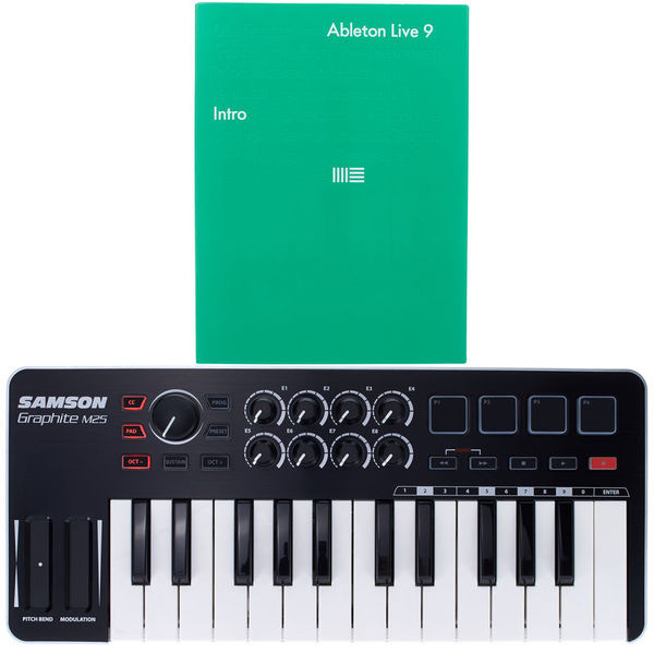 Ableton Live 9 Intro D Bundle