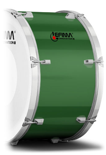 Lefima Cylinder Color Green