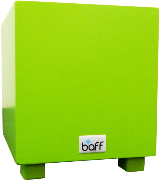Baff Drumming Stool f Kids 30 Green