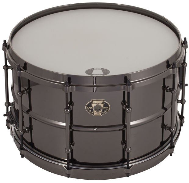 "Ludwig LW0814 14""x08"" Black Magic"