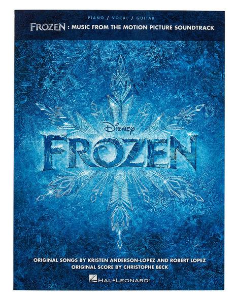 Frozen Soundtrack PVG Hal Leonard