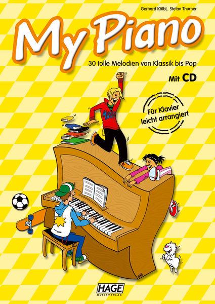 Hage Musikverlag My Piano +CD