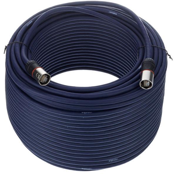 Cat5e Cable 75m pro snake