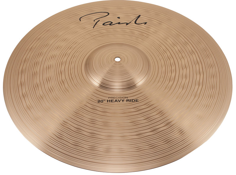 "Paiste 20"" Precision Heavy Ride"