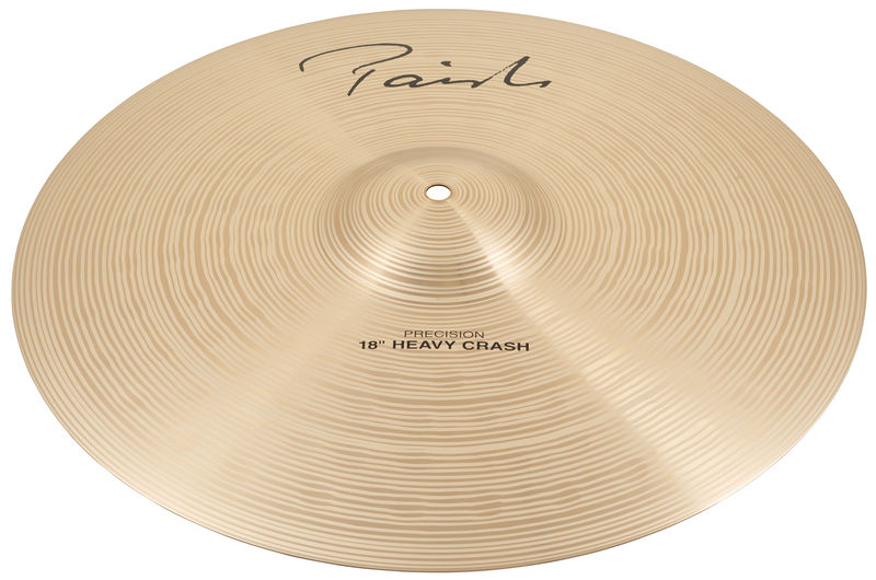 "Paiste 18"" Precision Heavy Crash"