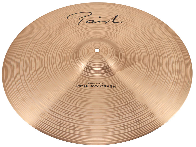 "Paiste 20"" Precision Heavy Crash"