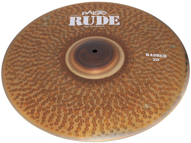 "Paiste 20"" Rude Basher"