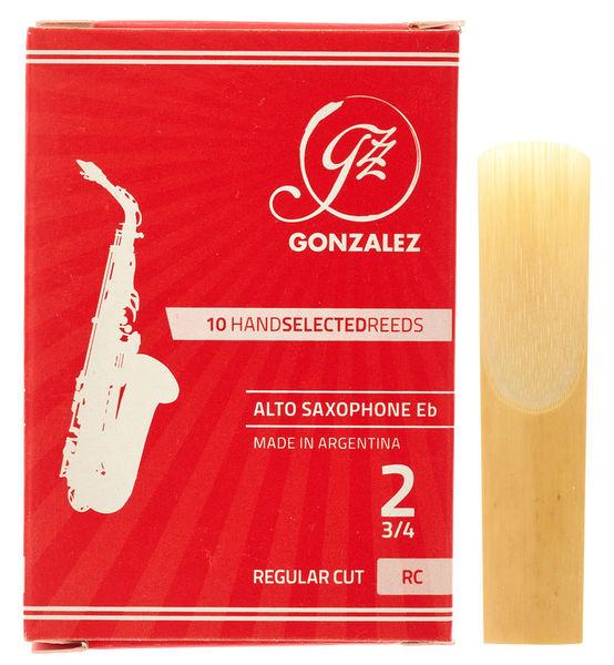 Gonzalez Alto Sax Reed RC 2,75