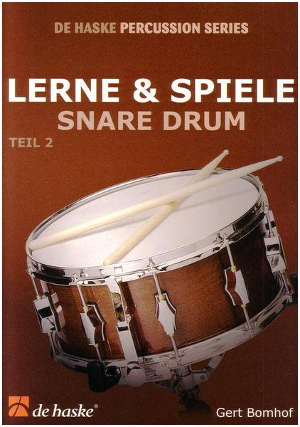 De Haske Lerne & Spiele Snare Drum 2