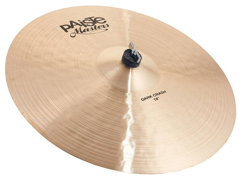 "Paiste 18"" Masters Dark Crash"