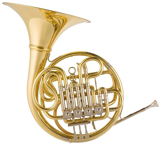 Dieter Otto 166 MS, F/Bb French Horn