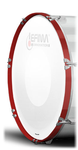 Lefima Rim Decor Color Red