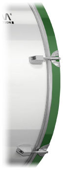 Lefima Rim Decor Color Green