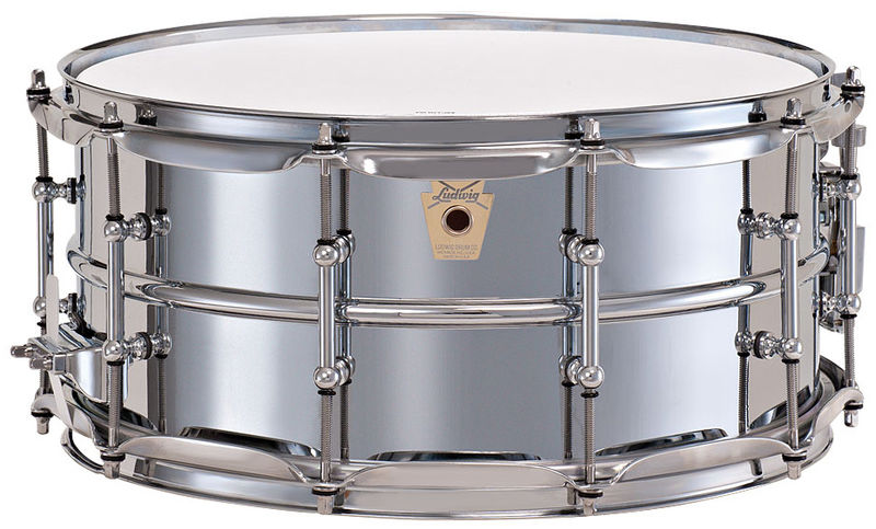Ludwig LM402T Supra Phonic Snare