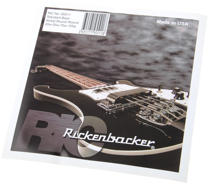Rickenbacker Bass Strings 95511 45-105