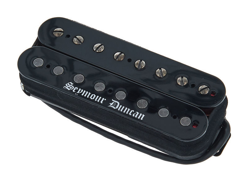 Seymour Duncan Black Winter 8-String Neck