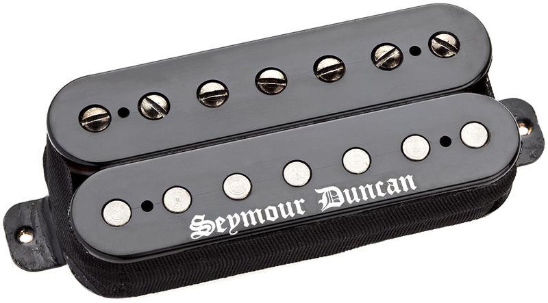 Seymour Duncan Black Winter 7-String Neck