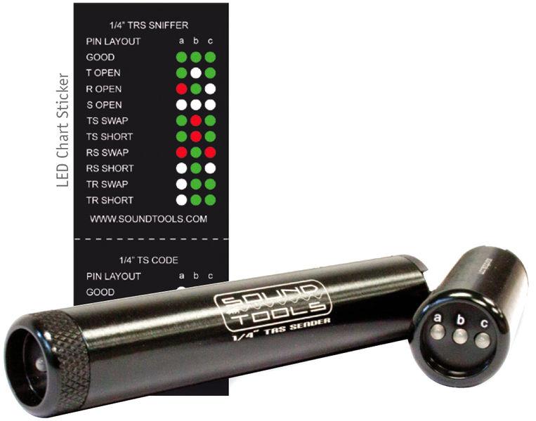 Sound Tools Jack Sniffer/Sender