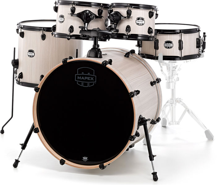 Mapex Mars Rock Shell Set BAW