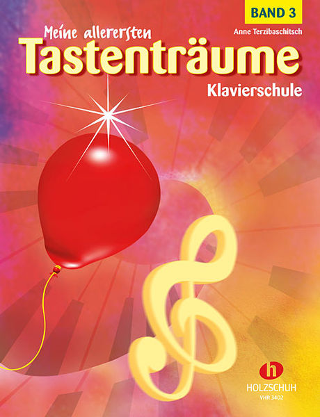 Holzschuh Verlag Allererste Tastenträume 3
