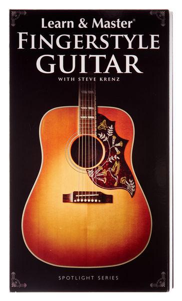 Hal Leonard Learn & Master Fingerstyle