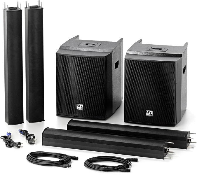 LD Systems Maui 28 Stereo Set