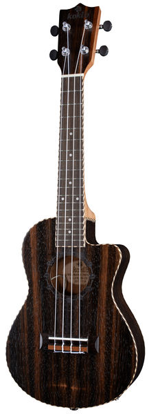 Kokio Ebony Concert Electric Thomann Uk