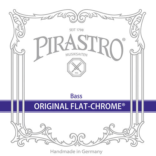 Pirastro Original Flat Chrome Solo Bass