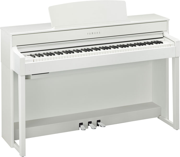 Yamaha CLP-575 WH