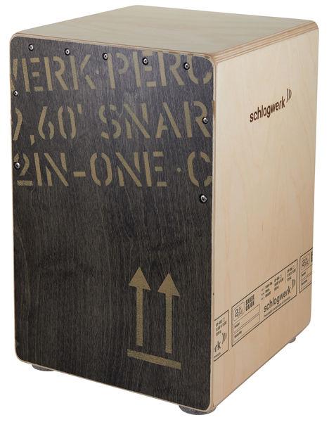 CP403BLK Cajon Black Edition Schlagwerk