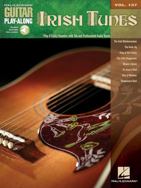 Hal Leonard Guitar Play-Along Irish Tunes