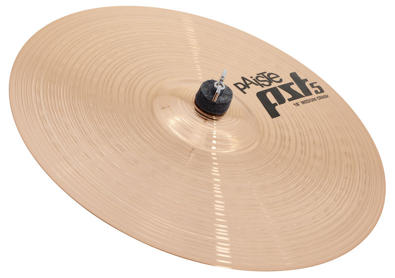 "Paiste PST5 16"" Medium Crash '14"