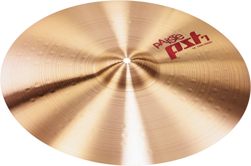 "Paiste PST7 18"" Thin Crash"