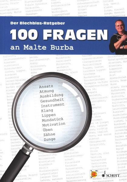 Schott 100 Fragen An Malte Burba