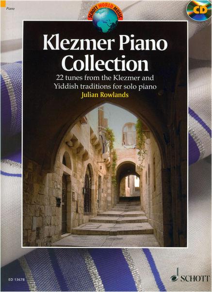 Schott Klezmer Piano