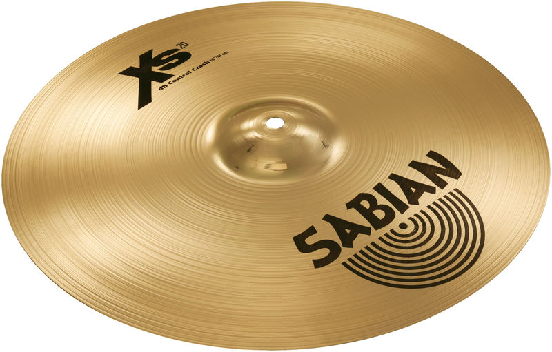 "Sabian 16"" XS20 dB Control Crash"