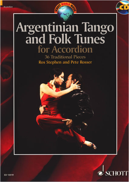 Schott Tango Folk Accordion