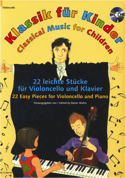 Schott Classical Music Cello