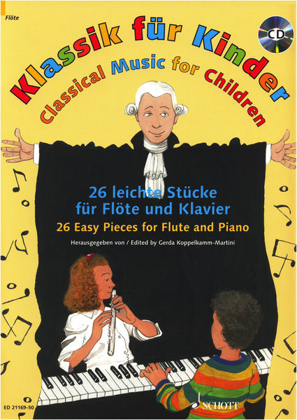 Schott Classical Music Flute