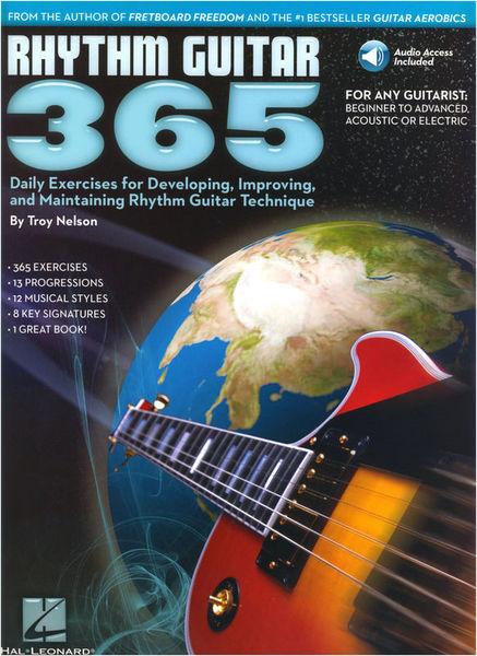 Rhythm Guitar 365: Daily Hal Leonard