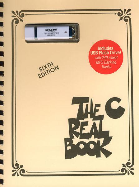 Real Book Vol.1 C + USB Hal Leonard